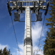 Ski lift — Stock Photo #2201225