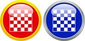 Chess board — Stock Vector