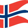 Norway2 - Stock Vector