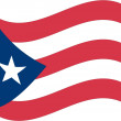 Puerto rico - Stock Vector