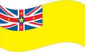 Niue — Stock Vector