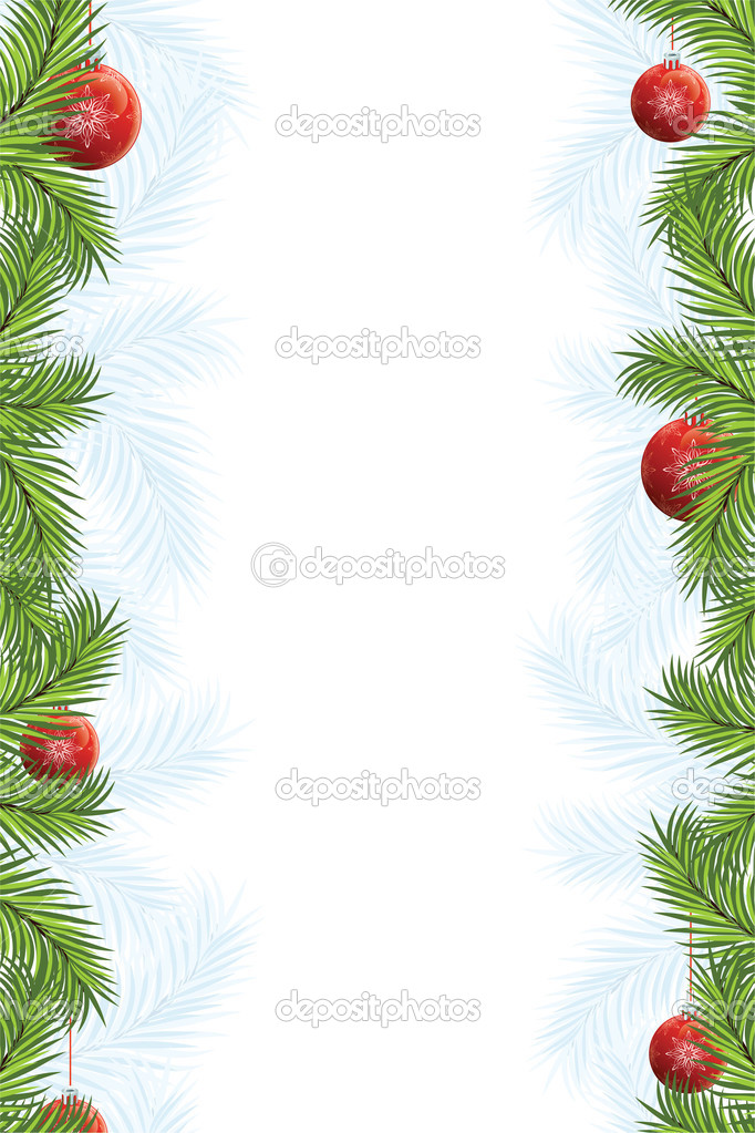 Background with decoration for your design on white background — Stock Vector #1726683