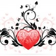 Royalty-Free Stock Imagen vectorial: Valentine\'s Day heart