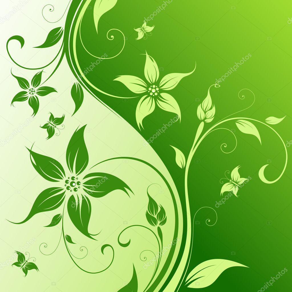 fleurs vectoriel
