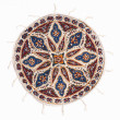 Qalamkar -traditional persian handicraft — Stock Photo