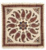 Qalamkar, traditional persian handicraft — Stock Photo