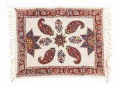 Qalamkar -traditional persian handicraft — Stock Photo