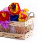 Handmade flower — Stock Photo
