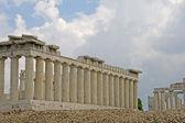 Acropolis Temple — Stock Photo