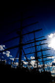 Sailing-ship — Stock Photo