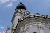 Basilica in Wadowice — Stock Photo