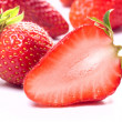 Strawberry fruit — Stock Photo