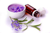 Lavender products — Stockfoto