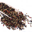 Stock Photo: Mixed peppercorn