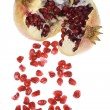 Royalty-Free Stock Photo: Pomegranate