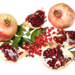 Pomegranate fruit — Stock Photo #2067831