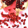 Pomegranate fruit — Stock Photo