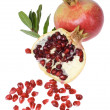 Pomegranate fruit — Stock Photo #2067866