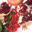 Pomegranate fruit — Stock Photo #2067868