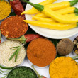 Indian spices — Stock Photo #2068805