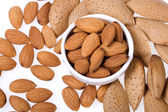 Almonds — Stockfoto