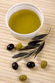 Oliwa z oliwek — Zdjęcie stockowe