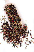 Gemengde peppercorn — Stockfoto