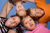 Kids having fun — Foto de Stock