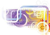 аннотация технология — Cтоковый вектор