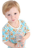 Water-boy — Stock Photo
