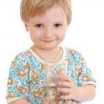 vatten-boy — Stockfoto