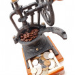 Coffee grinder - Foto de Stock