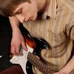 Guitarist — Stock Photo #1839066