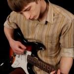 Guitarist — Stock Photo #1839223