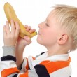 Banana boy — Stock Photo #1839566