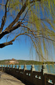 Summer palace — Stock Photo