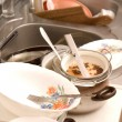 Dirty dishes — Stock Photo #1761462
