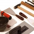 Craft tools — Stockfoto