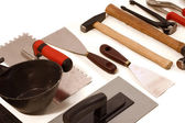 Craft tools — Stock Photo