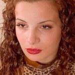 Portrait sensual woman — Stock Photo #1770759