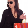 Royalty-Free Stock Photo: Summer shopping