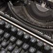 Typewriter — Stock Photo #1782370