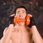Bodybuilder — Stock Photo #1785449