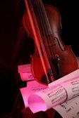 Violino — Foto Stock