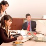 team di business — Foto Stock #1828422