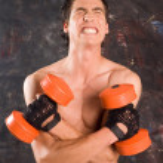 Bodybuilder — Stockfoto #1831912