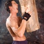 Bodybuilder — Stockfoto #1832054