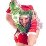 Sexy Santa Girl — Stock Photo #1833983