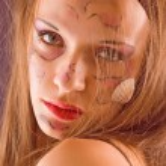 Portrait sensual woman — Stock Photo #1834050