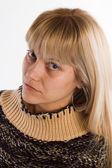 Blondie portret — Zdjęcie stockowe